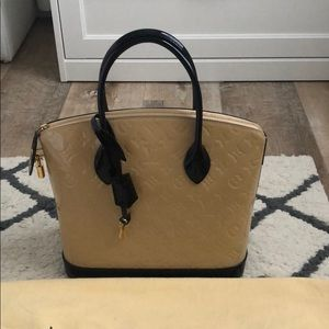 Louis Vuitton LOCKIT PM Bag